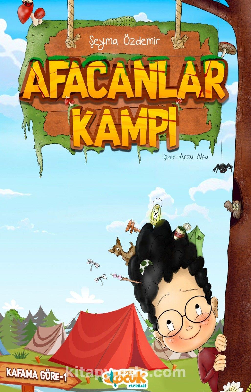 Afacanlar Kampı PDF Kitap İndir