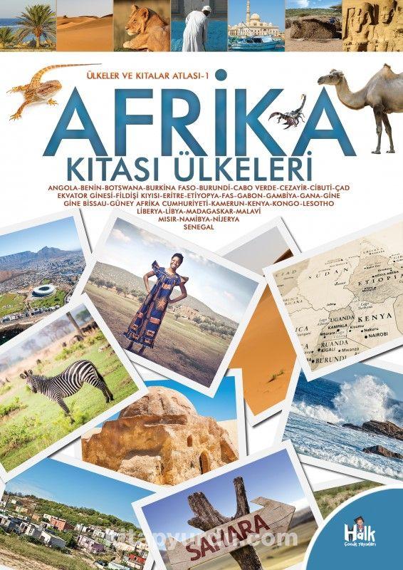 Afrika Kıtası Ülkeleri PDF Kitap İndir