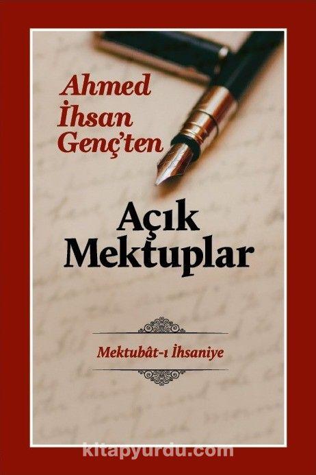 Ahmet İhsan Genç'ten Açık Mektuplar PDF Kitap İndir