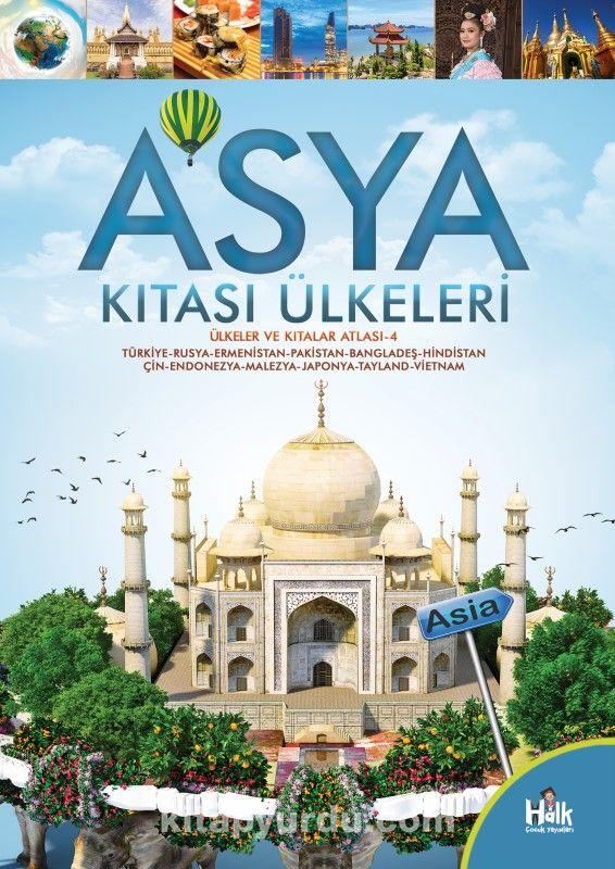 Asya Kıtası Ülkeleri PDF Kitap İndir