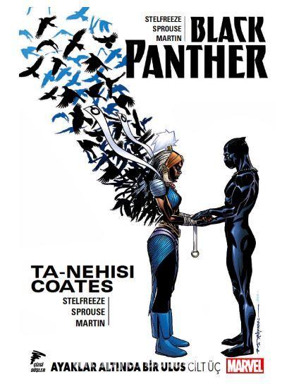 Black Panther Cilt 3 / Ayaklar Altında Bir Ulus PDF Kitap İndir