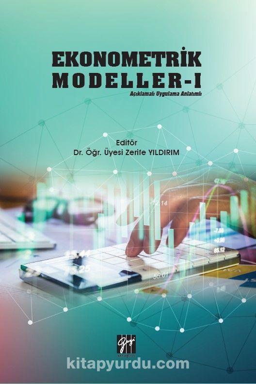 Ekonometrik Modeller 1  PDF Kitap İndir
