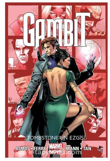 Gambit Cilt 2 / Tombstone'un Ezgisi PDF Kitap İndir