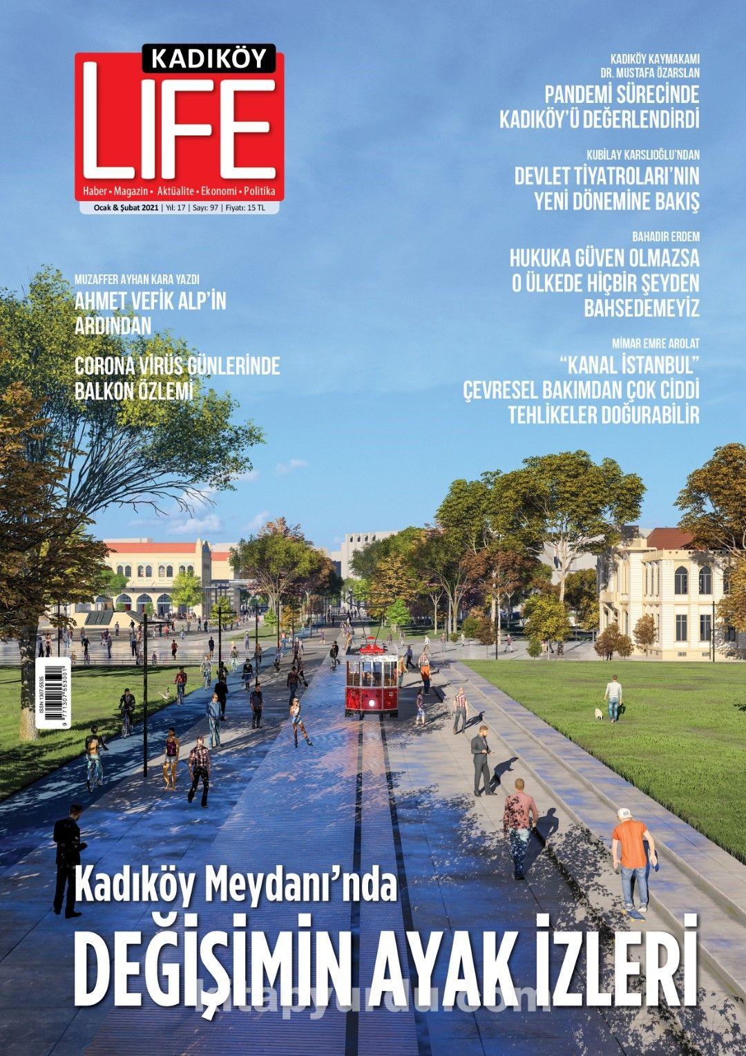 Kadıköy Life 97. Sayı PDF Kitap İndir