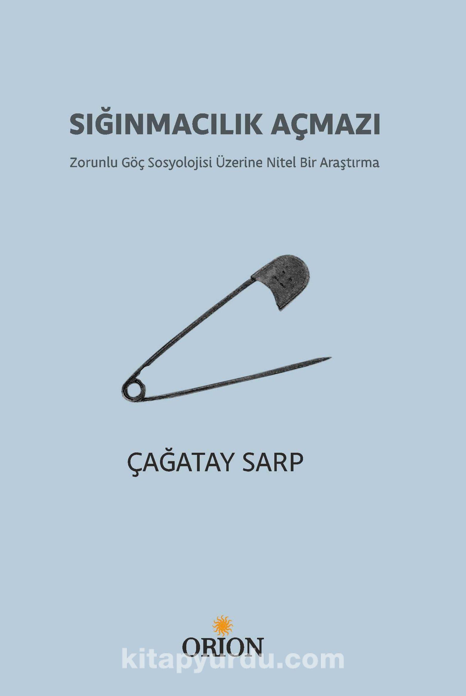 Sığınmacılık Açmazı PDF Kitap İndir