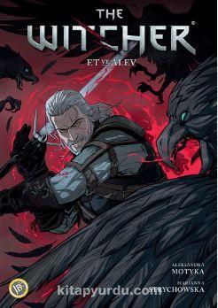 The Witcher Cilt 4: Et ve Alev PDF Kitap İndir