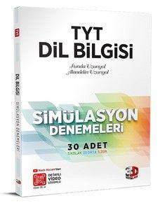 TYT Dilbilgisi 30 Adet Simülasyon Denemeleri PDF Kitap İndir