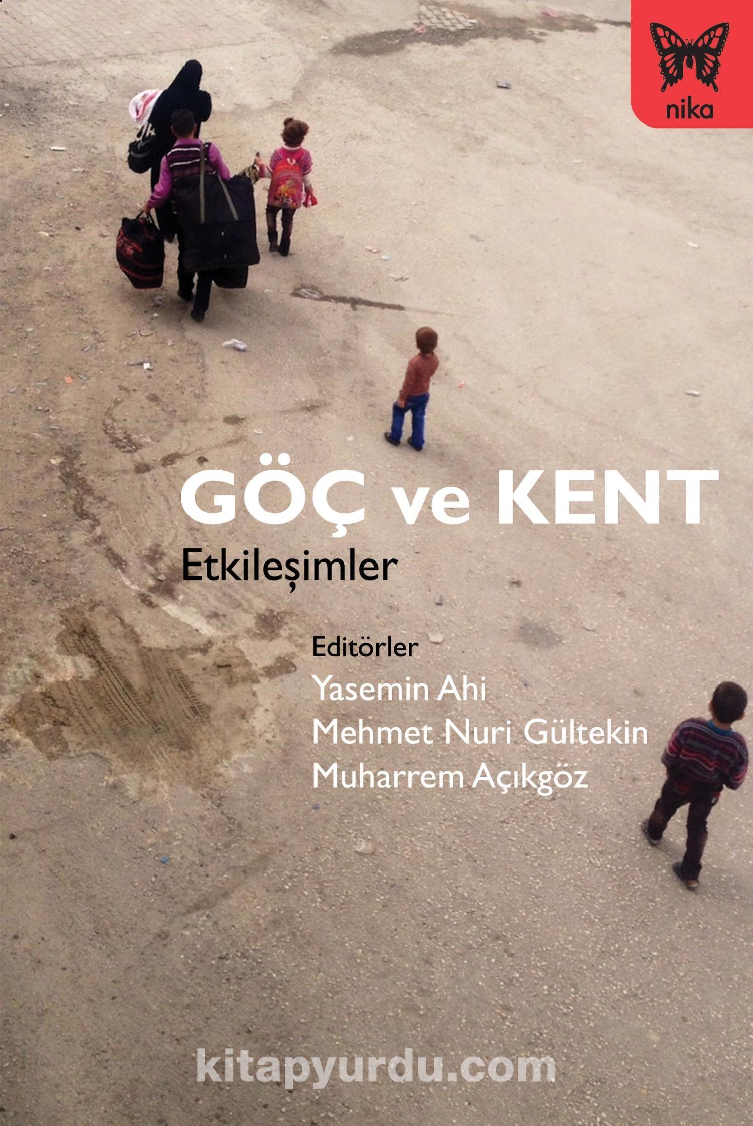 Göç ve Kent PDF Kitap İndir