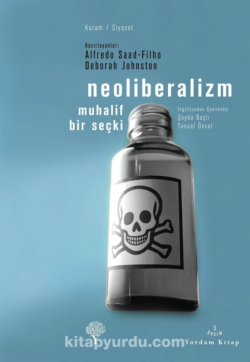Neoliberalizm muhalif bir seçki PDF Kitap İndir