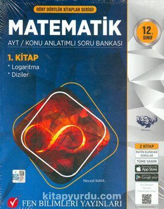 12. Sınıf Matematik Konu Anlatımlı Soru Bankası (4 Kitap) PDF Kitap İndir