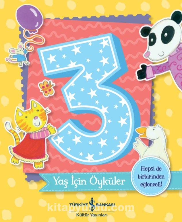 3 Yaş İçin Öyküler PDF Kitap İndir