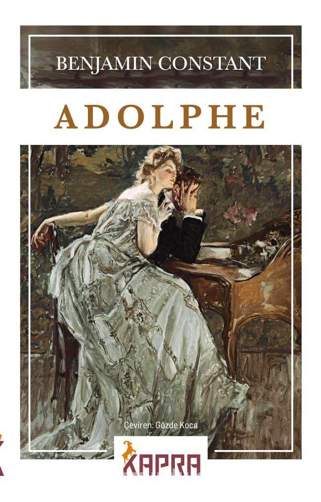 Adolphe PDF Kitap İndir