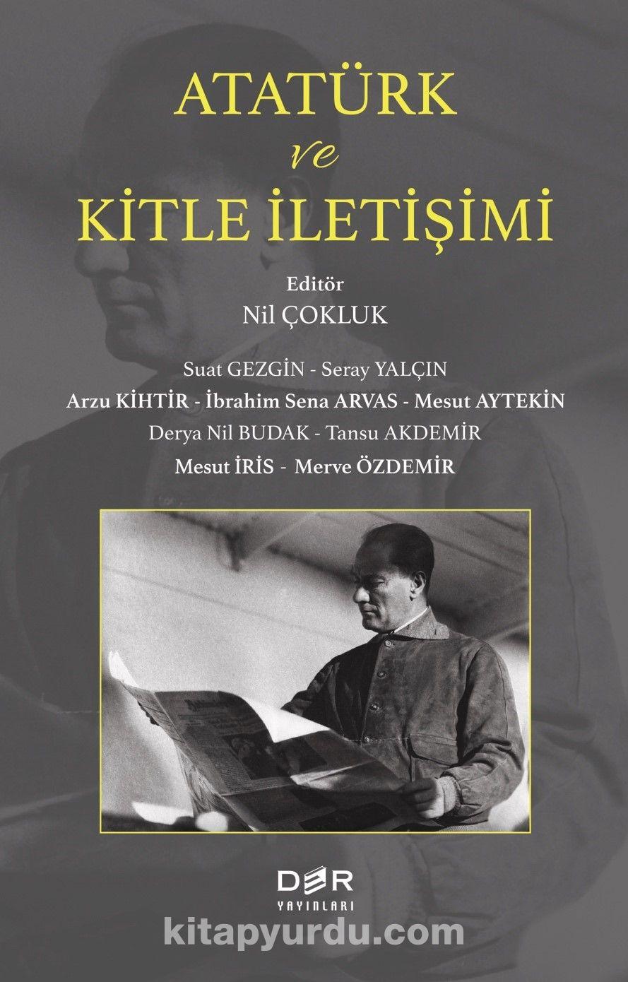 Atatürk ve Kitle İletişimi PDF Kitap İndir