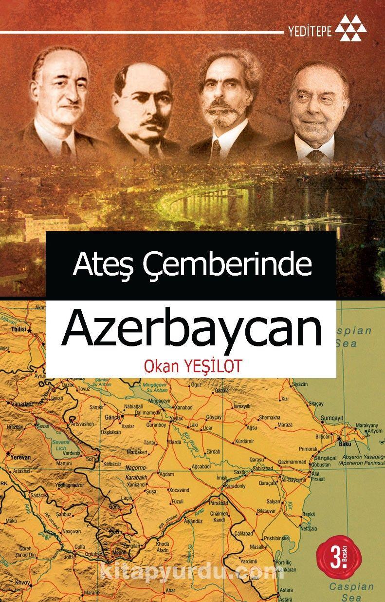 Ateş Çemberinde Azerbeycan PDF Kitap İndir