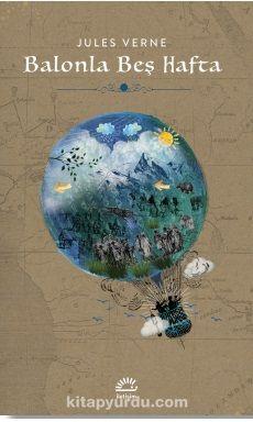 Balonla Beş Hafta PDF Kitap İndir