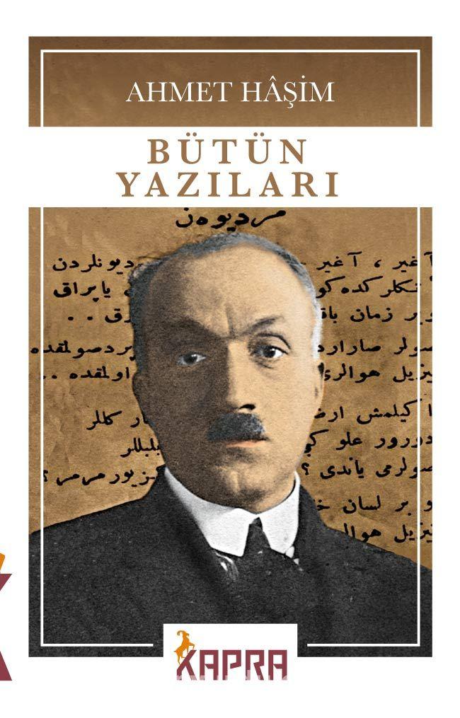 Bütün Yazıları / Ahmet Haşim PDF Kitap İndir