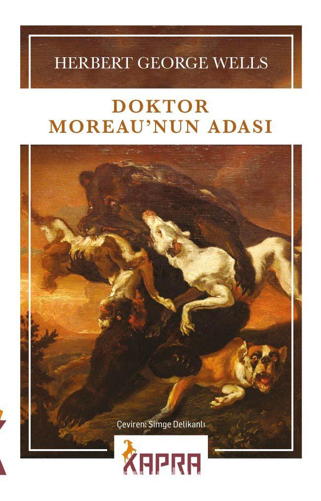 Doktor Moreau'nun Adası PDF Kitap İndir