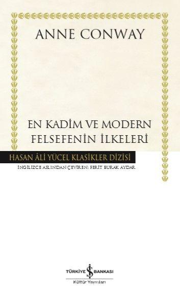 En Kadim ve Modern Felsefenin İlkeleri (Karton Kapak) PDF Kitap İndir