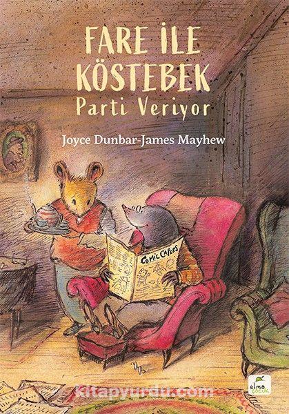 Fare ile Köstebek Parti Veriyor PDF Kitap İndir