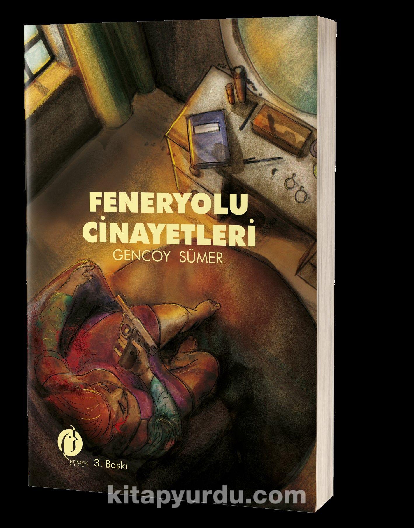 Feneryolu Cinayetleri PDF Kitap İndir