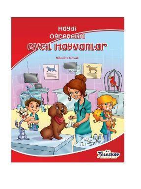 Haydi Öğrenelim - Evcil Hayvanlar PDF Kitap İndir