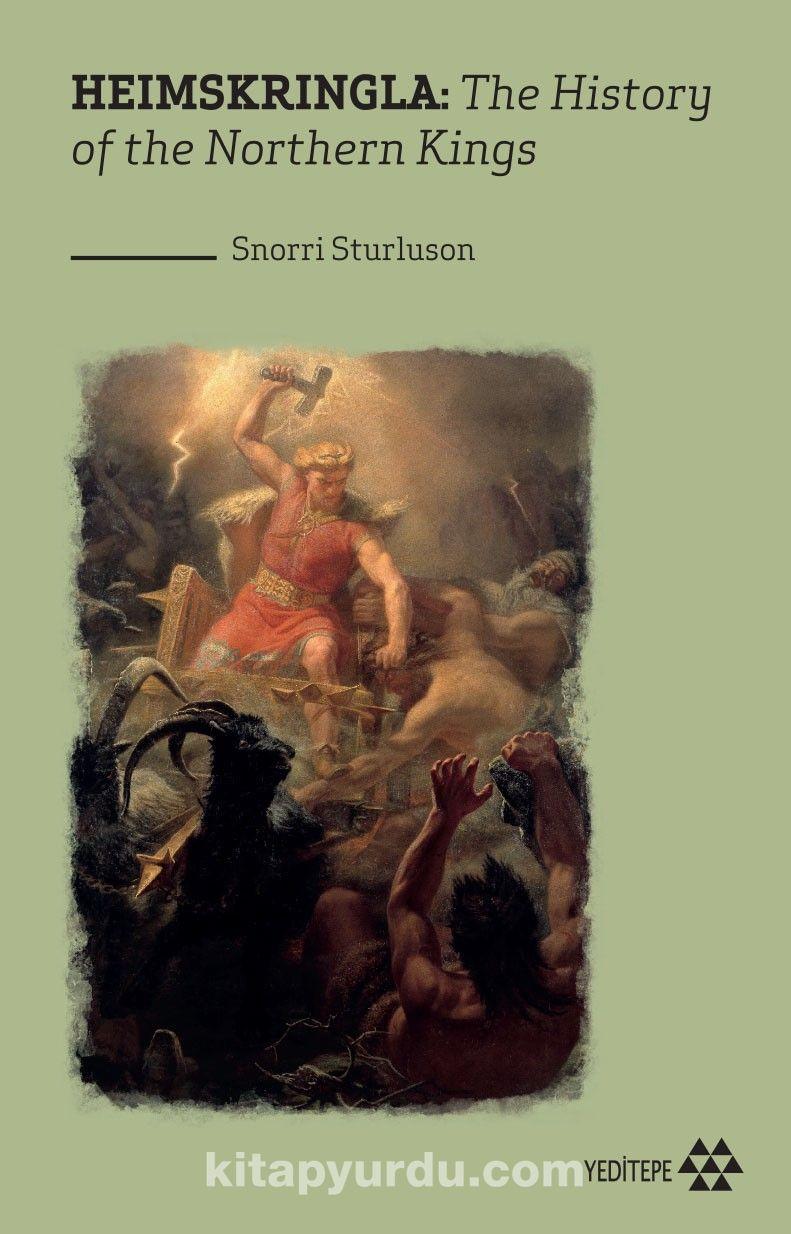 Heimskringla: The History of the Northern Kings PDF Kitap İndir