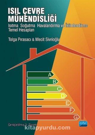 Isıl Çevre Mühendisliği PDF Kitap İndir
