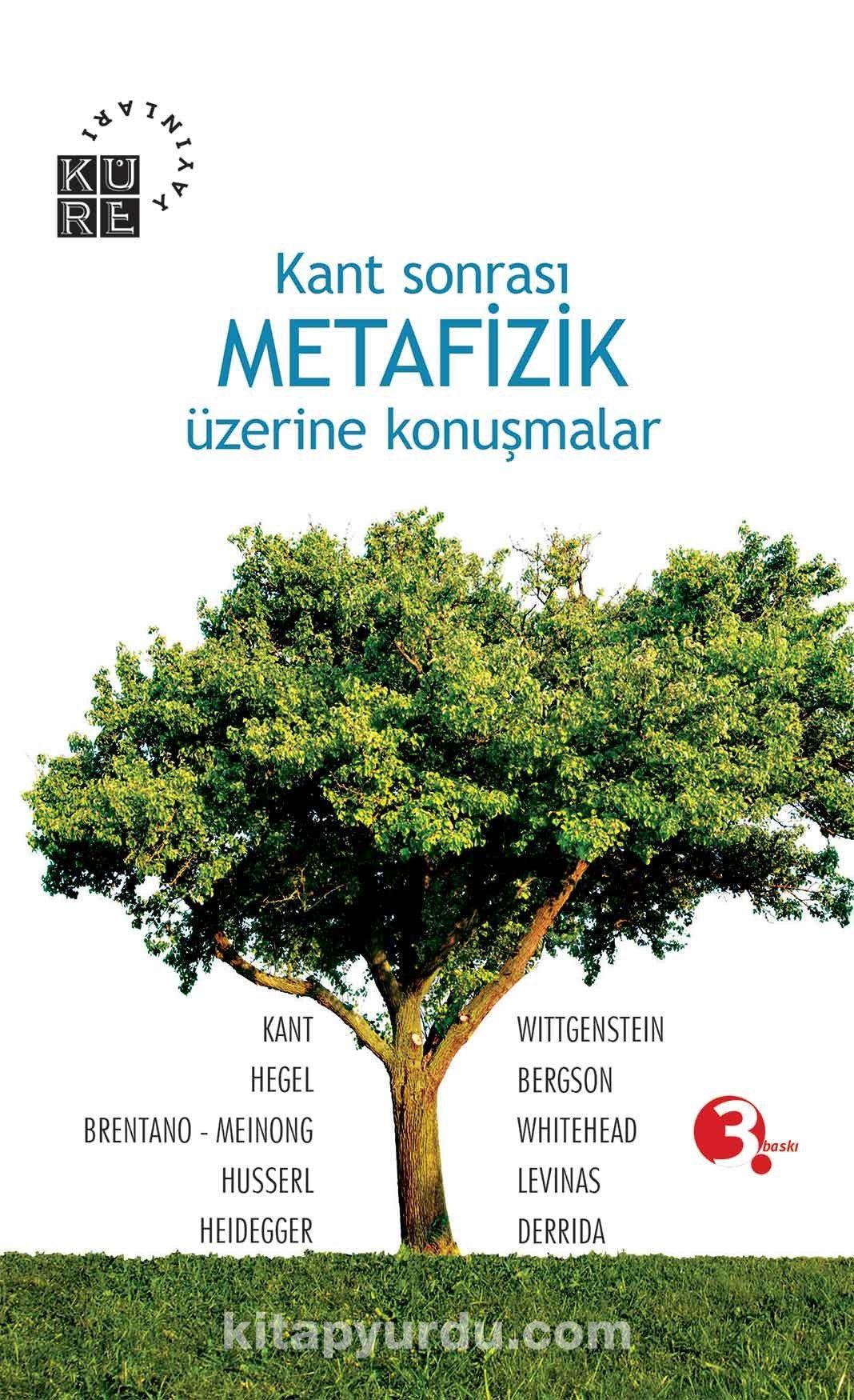 Kant Sonrası Metafizik Üzerine Konuşmalar PDF Kitap İndir