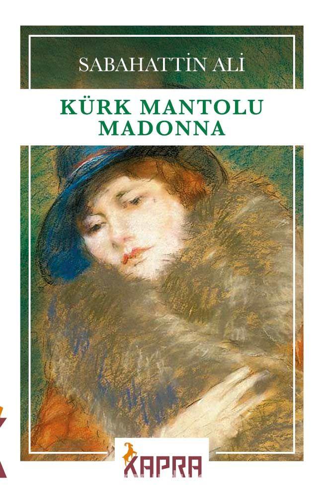 Kürk Mantolu Madonna PDF Kitap İndir