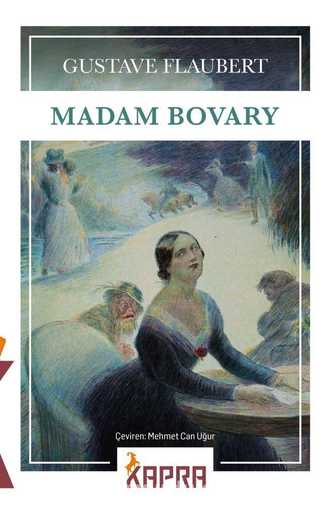 Madam Bovary PDF Kitap İndir