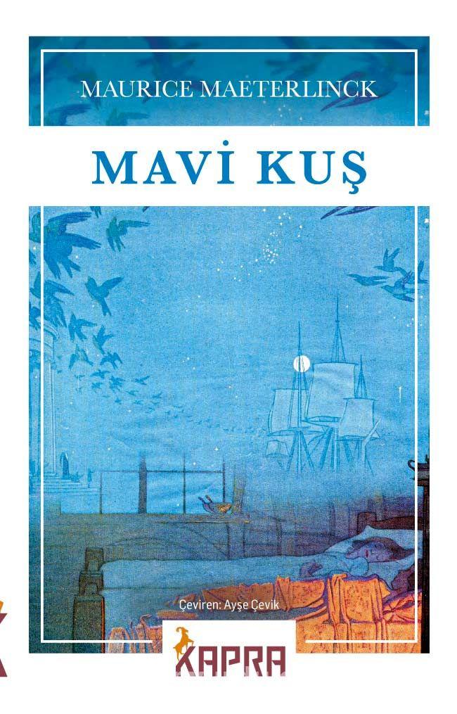 Mavi Kuş PDF Kitap İndir