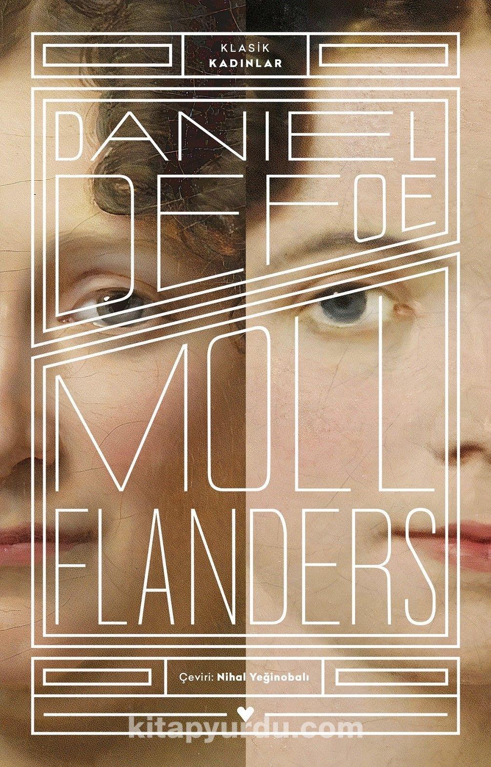 Moll Flanders (Klasik Kadınlar) PDF Kitap İndir