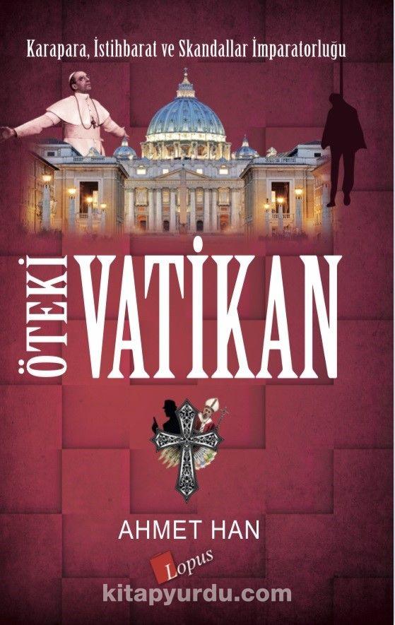 Öteki Vatikan PDF Kitap İndir