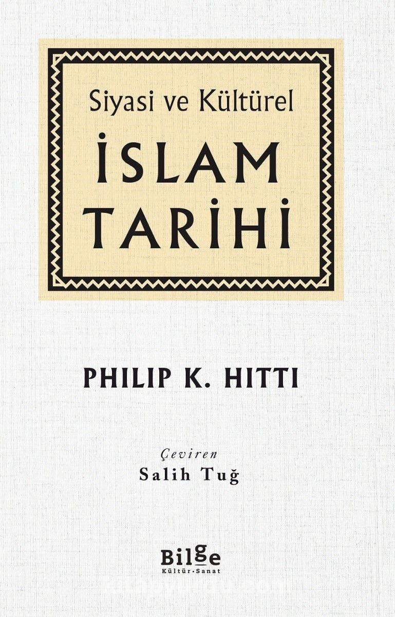 Siyasi ve Kültürel İslam Tarihi PDF Kitap İndir