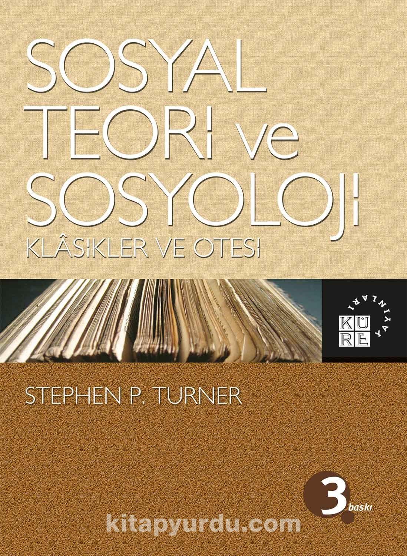 Sosyal Teori ve Sosyoloji PDF Kitap İndir