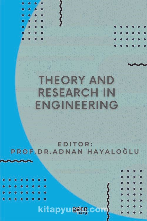 Theory and Research in Engineering PDF Kitap İndir