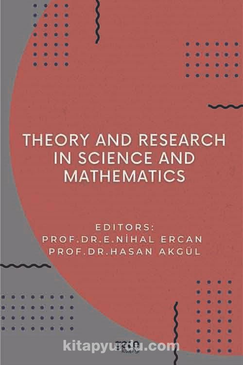 Theory and Research in Science and Mathematics PDF Kitap İndir
