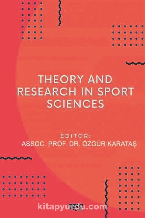 Theory and Research in Sport Sciences PDF Kitap İndir