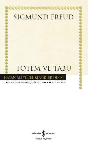 Totem ve Tabu (Karton Kapak) PDF Kitap İndir