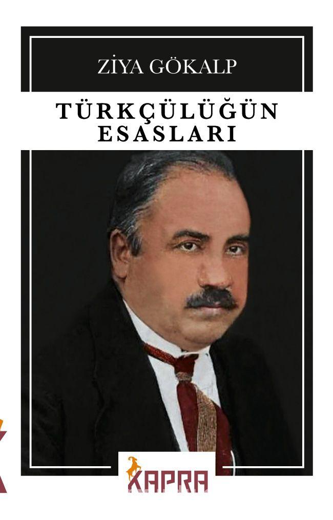 Türkçülüğün Esasları PDF Kitap İndir