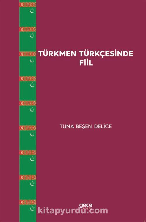 Türkmen Türkçesinde Fiil PDF Kitap İndir