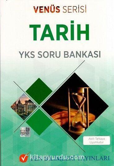 TYT-AYT Tarih Soru Bankası Venüs Serisi PDF Kitap İndir