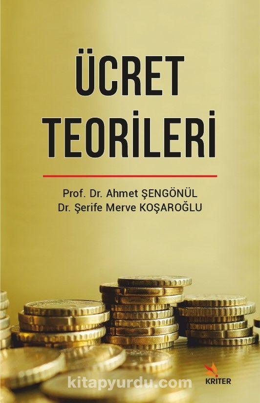 Ücret Teorileri PDF Kitap İndir