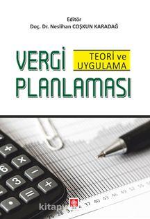 Vergi Planlaması Teori ve Uygulama PDF Kitap İndir