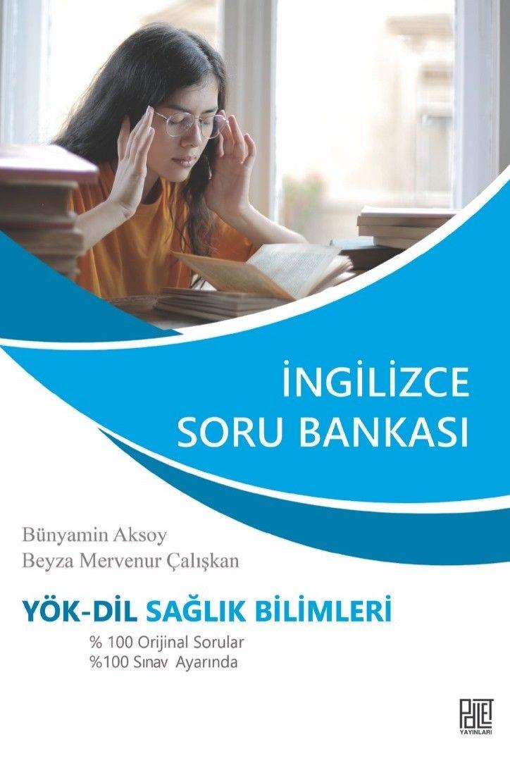 YÖK-DİL Sağlık Bilimleri İngilizce Soru Bankası  PDF Kitap İndir