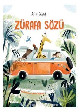 Zürafa Sözü PDF Kitap İndir