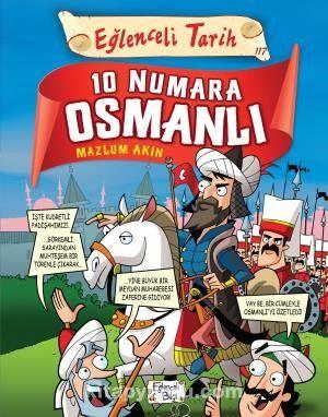10 Numara Osmanlı PDF Kitap İndir
