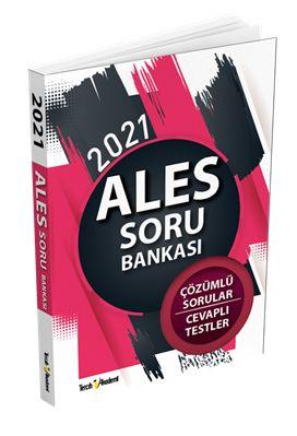 2021 ALES Soru Bankası Çözümlü Sorular Cevaplı Testler PDF Kitap İndir