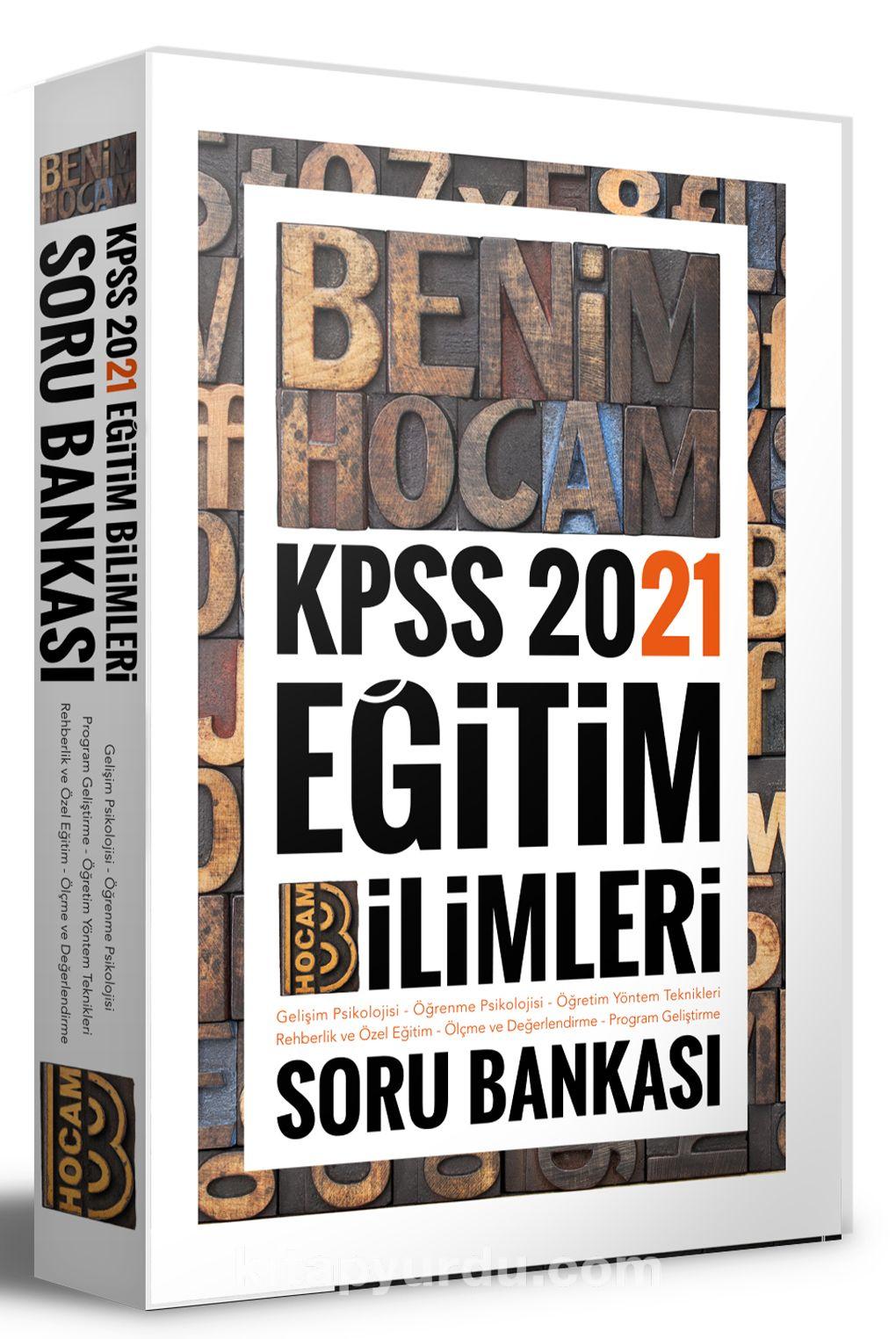 2021 KPSS Eğitim Bilimleri Tek Kitap Soru Bankası PDF Kitap İndir