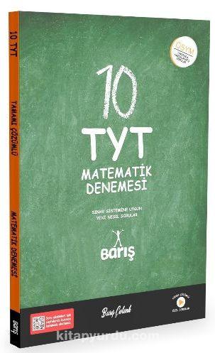 2021 TYT 10 Matematik Denemesi PDF Kitap İndir
